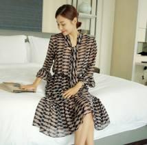 Váy liền thân Hàn Quốc Paris 110878