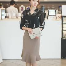 Áo sơ mi nữ Hàn Quốc Ode 120841