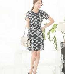 Váy liền thân Hàn Quốc Ode 23080