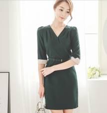 Váy liền thân Hàn Quốc Ode 230803