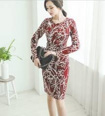 Váy liền thân Hàn Quốc Ode 230804