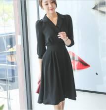 Váy liền thân Hàn Quốc Ode 230805