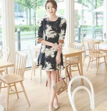 Váy liền thân Hàn Quốc Ode 230808