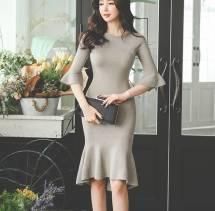 Váy liền thân Hàn Quốc Ode 230809