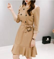 Váy liền thân Hàn Quốc Oran 230820