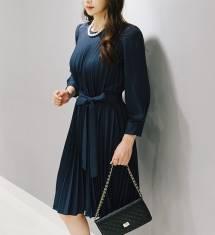Váy liền thân Hàn Quốc Oran 230821