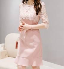 Váy liền thân Hàn Quốc Oran 230824