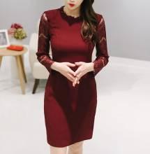 Váy liền thân Hàn Quốc Oran 230826