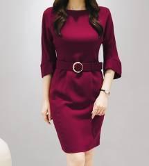 Váy liền thân Hàn Quốc Oran 230827