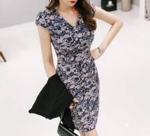 Váy liền thân Hàn Quốc Oran 230828