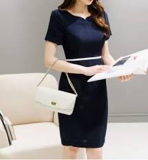 Váy liền thân Hàn Quốc Oran 230830