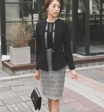 Áo Vest nữ Hàn Quốc Ode 240802