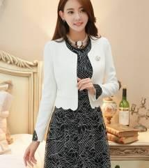 Áo Vest nữ Hàn Quốc Dressroom 120907