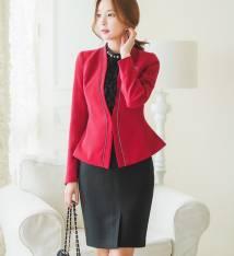 Áo Vest nữ Hàn Quốc Dressroom 120908