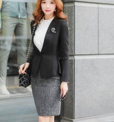 Áo Vest nữ Hàn Quốc Dressroom 120910