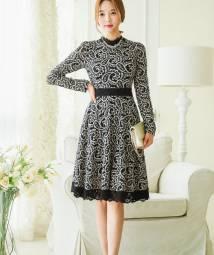 Váy liền thân Hàn Quốc  styleonme 120937