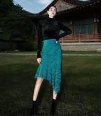 Chân váy nữ Hàn Quốc Dint SK1347