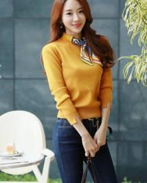 Áo len nữ Hàn Quốc Styleome 240914