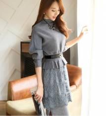 Áo len nữ Hàn Quốc Styleome 240917