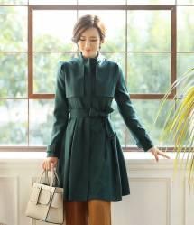 Áo khoác nữ Hàn Quốc Dressroom 250901