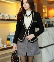 Áo khoác nữ Hàn Quốc Dressroom 250904
