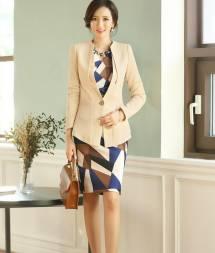 Áo khoác nữ Hàn Quốc Dressroom 250905
