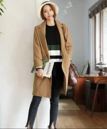 Áo khoác nữ Hàn Quốc Dressroom 250909