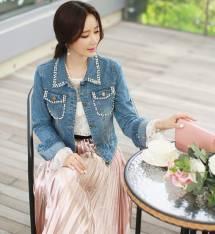 Áo khoác nữ Hàn Quốc Dressroom 250910