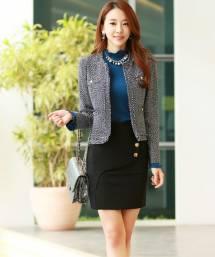 Áo khoác nữ Hàn Quốc Dressroom 250911