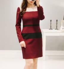 Váy liền thân Hàn Quốc Oran 28090