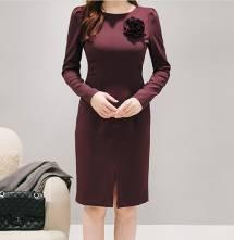 Váy liền thân Hàn Quốc Oran 280901