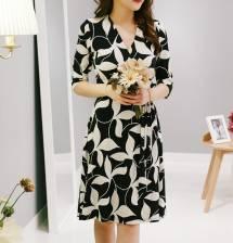 Váy liền thân Hàn Quốc Oran 280902