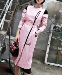 Áo khoác nữ Hàn Quốc Dint  J419