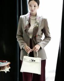 Áo khoác nữ Hàn Quốc Dint  J-4157