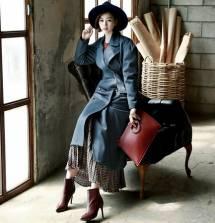 Áo khoác nữ Hàn Quốc Dint  J-4126