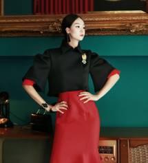 Áo khoác nữ Hàn Quốc Dint  J417