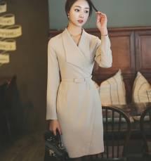 Váy liền thân Hàn Quốc Ode 011002