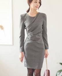 Váy liền thân Hàn Quốc Ode 011005