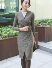 Váy liền thân Hàn Quốc Ode 011006