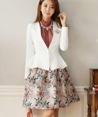 Áo Vest nữ Hàn Quốc Dressroom 021040