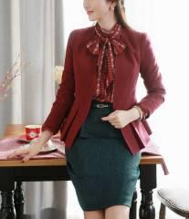 Áo Vest nữ Hàn Quốc Dressroom 021043