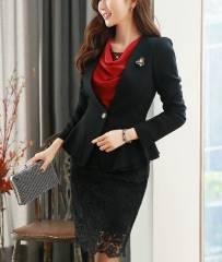 Áo Vest nữ Hàn Quốc Dressroom 021044