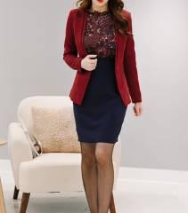 Áo Vest nữ Hàn Quốc Oran 071010