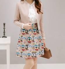 Áo Vest nữ Hàn Quốc Oran 071011