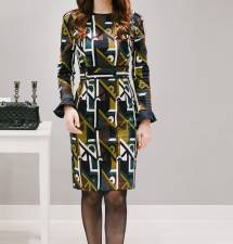 Váy liền thân Hàn Quốc Oran 251002