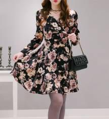 Váy liền thân Hàn Quốc Oran 251004