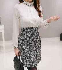 Váy liền thân Hàn Quốc Oran 251007