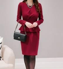 Váy liền thân Hàn Quốc Oran 251009