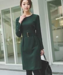Váy liền thân Hàn Quốc Ode 261001