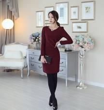 Váy liền thân Hàn Quốc Ode 261004